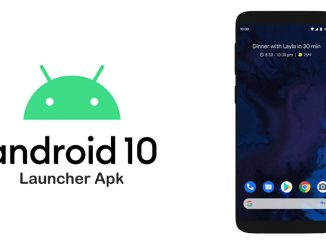 download Android 10 launcher Apk Terbaru