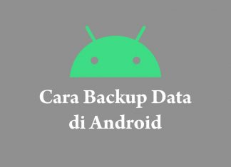 Cara Backup Data di Android Tanpa Root