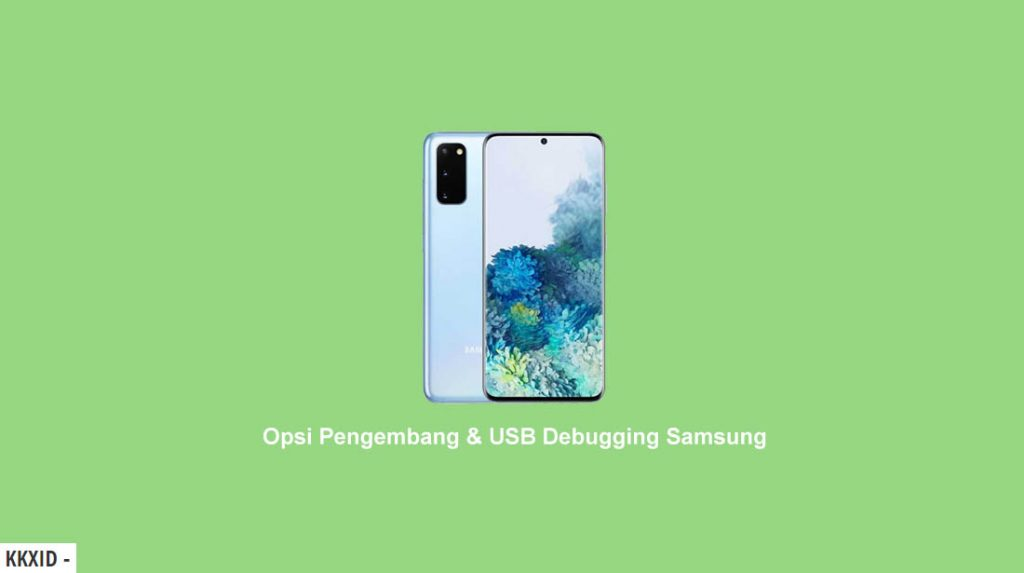 Cara Mengaktifkan Developer Option dan USB Debugging di HP Samsung